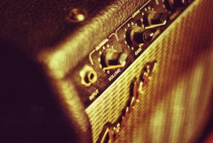The Reverend amp by Voltaire Graphics